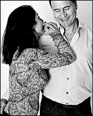 Mrs. and Mr. Feldman