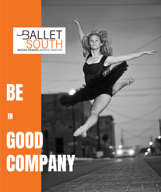 Marianna for Ballet South