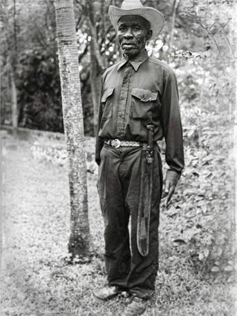 Guard | Cange | Haiti