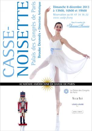 affiche CASSE-NOISETTE
