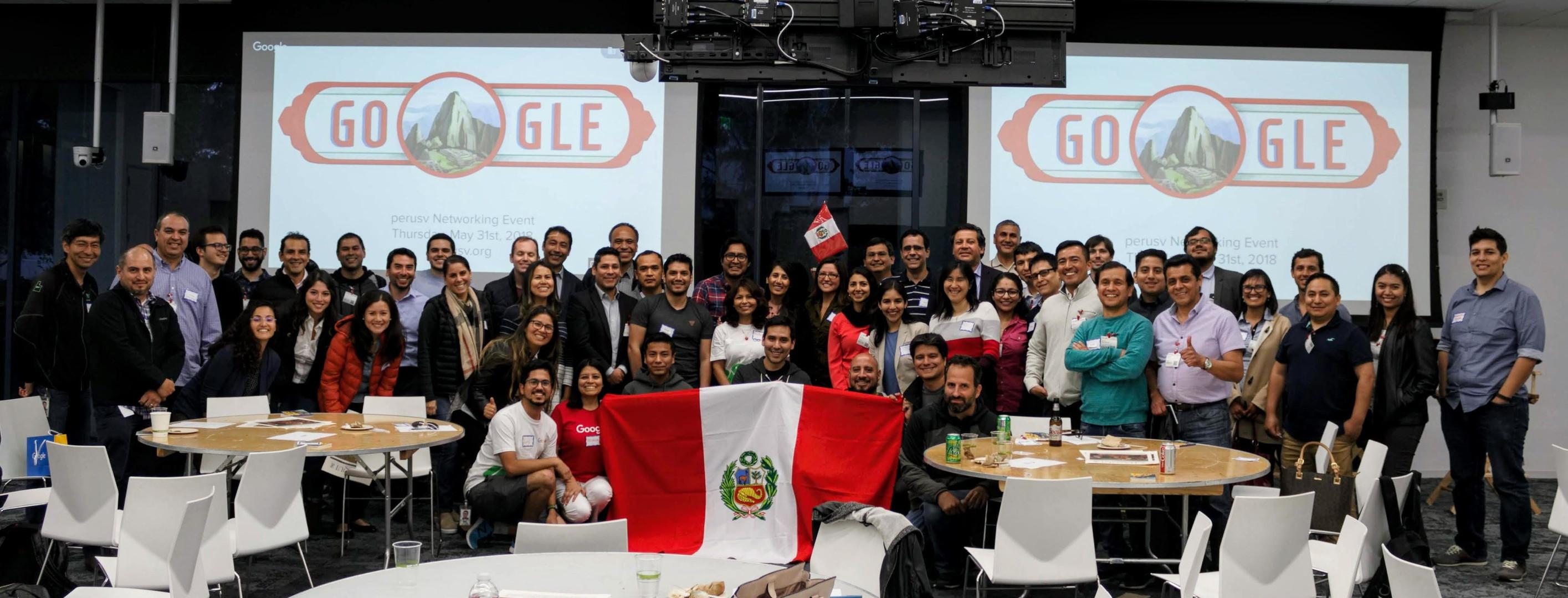 Meetup @ Google