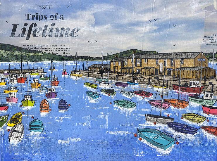 Trips of a Lifetime, Lyme Regis