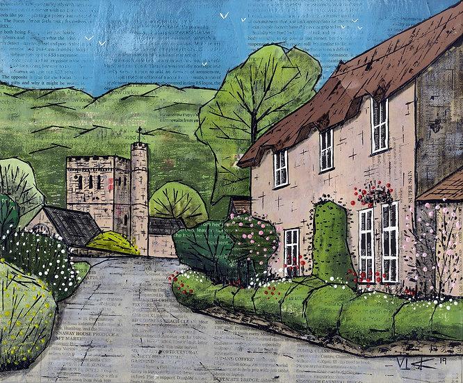 Cottage in Bloom, Branscombe