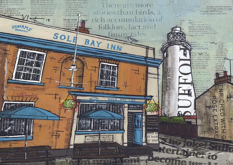 Sole Bay Inn, Southwold