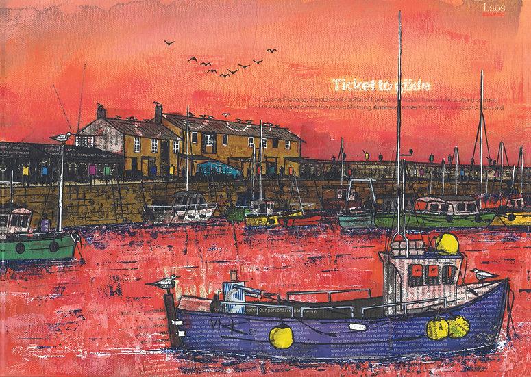 Ticket To Glide, Lyme Regis