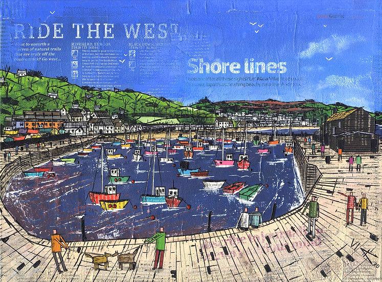 Shore Lines, Lyme Regis