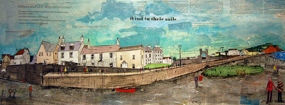 Wind In Their Sails, Sidmouth