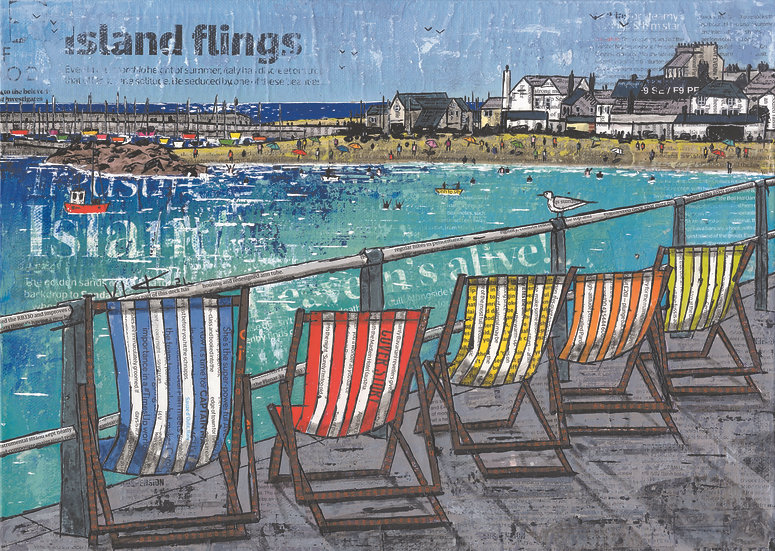 Heaven's Alive! Lyme Regis