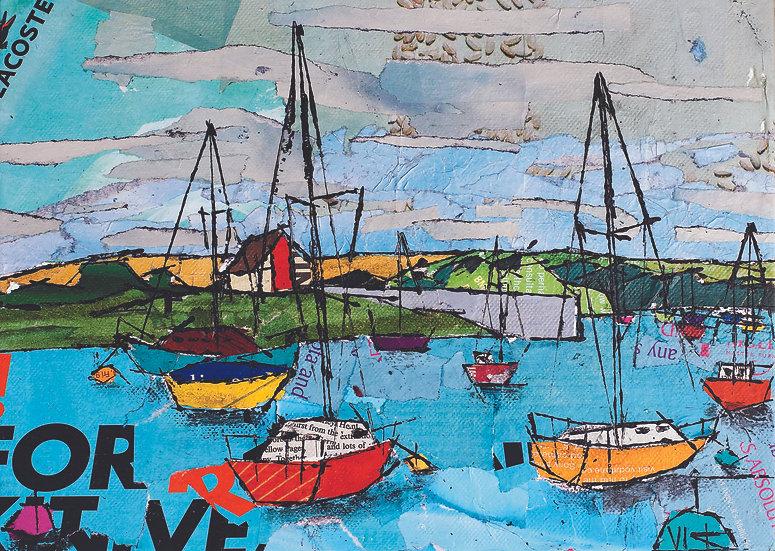 Tranquil Harbour, Topsham