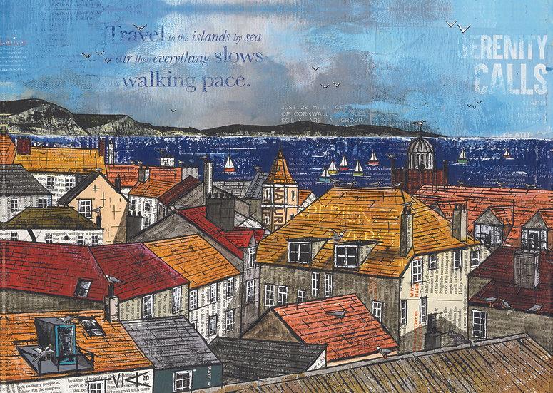 Serenity Calls, Lyme Regis