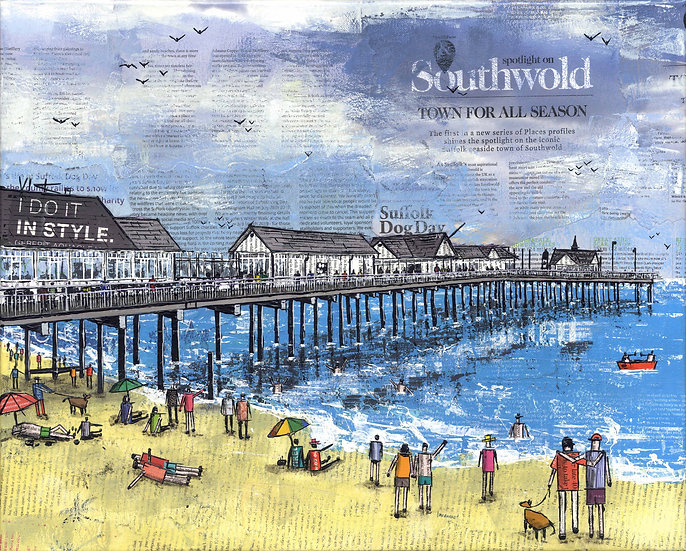 Town For All Season, Southwold