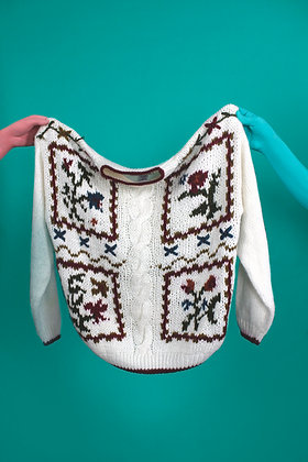 Tansy Kitted Sweater