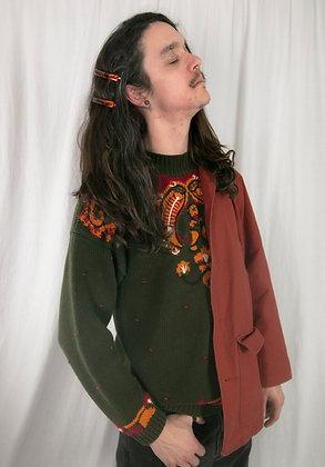 Elide Knit Sweater