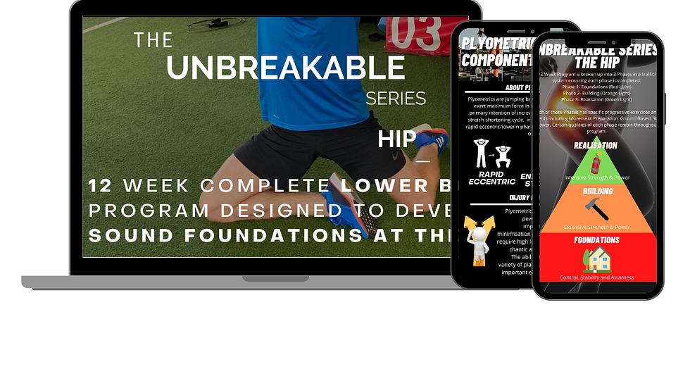 Unbreakable Series-Hip