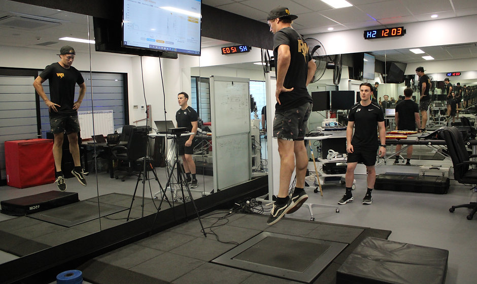 Perfomance Testing Experience (Saturday 6th February. 8am-9:30am)