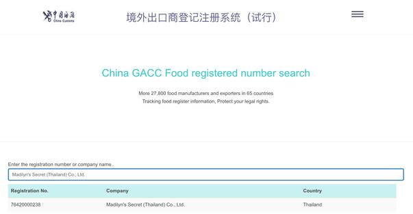 AQSIQ-China Market Permit
