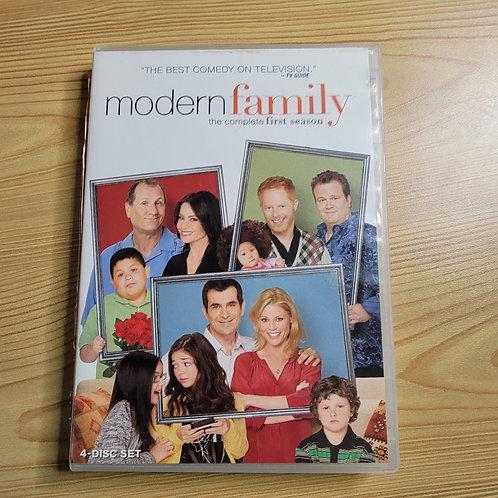 Modern Family 1st Season