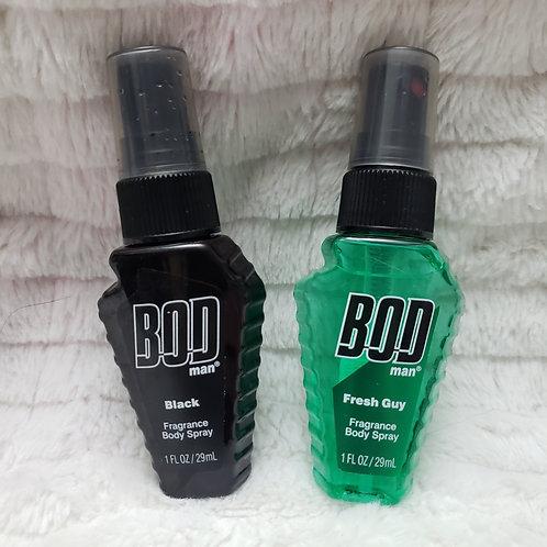 Travel BOD Sprays