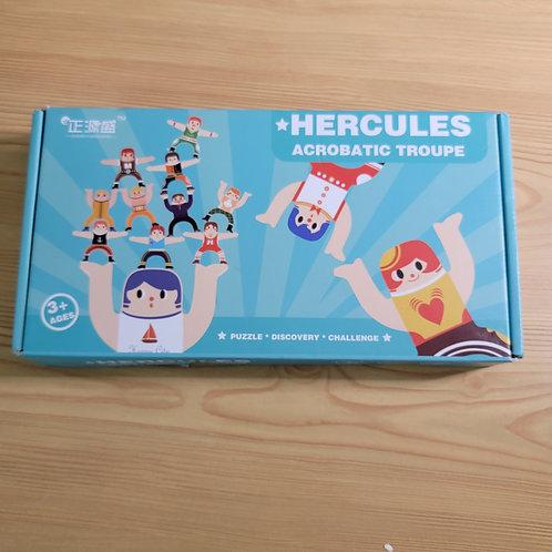 Hercules Wooden Toy
