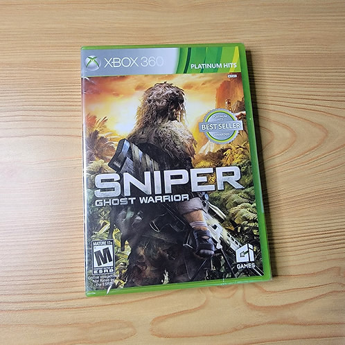 Xbox 360 Sniper
