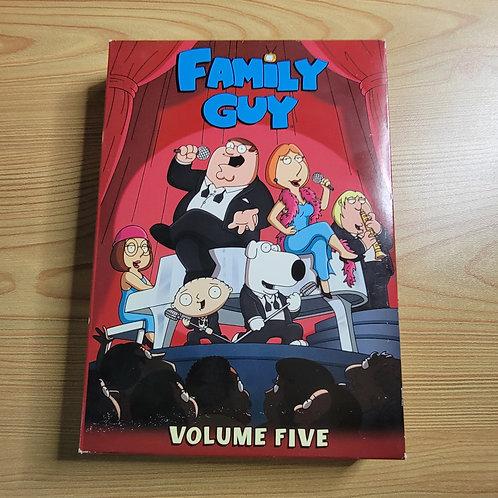 Family Guy Volume 5