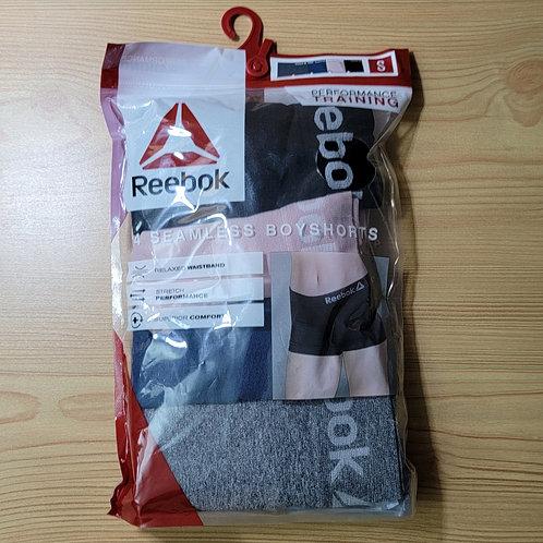 Reebok Seamless Boy Shorts,  Small