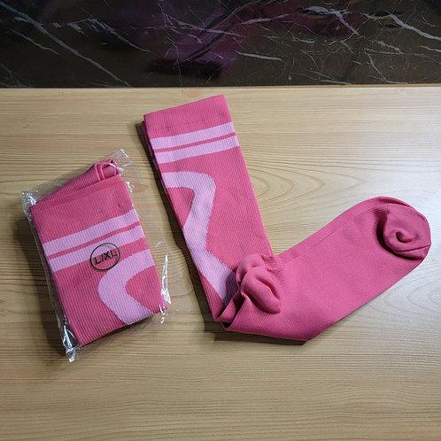 Breast Cancer Awarness Socks, L/ XL