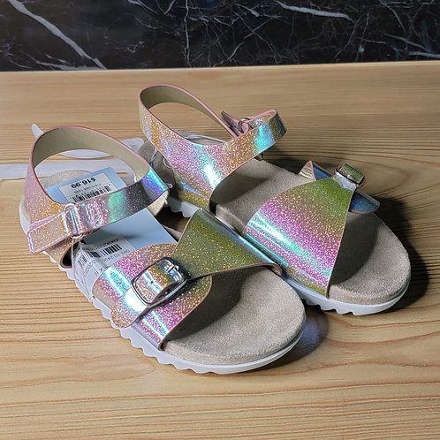 Glitter Sandals, 10