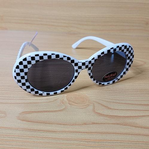 Checkered Glasses