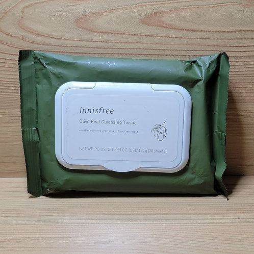 Innisfree Olive Real Wipes