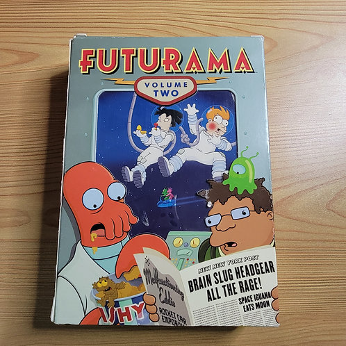 Futurama Volume 4