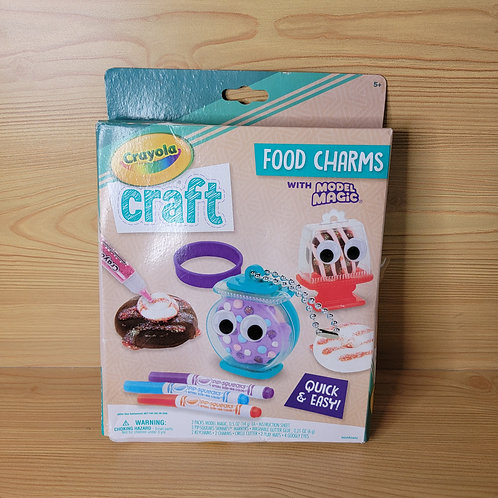 Food Charms Craft Kit