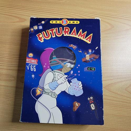 Futurama Volume 3