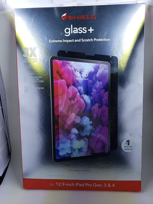 IPad glass screen cover
