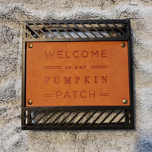 Pumpkin patch Decor