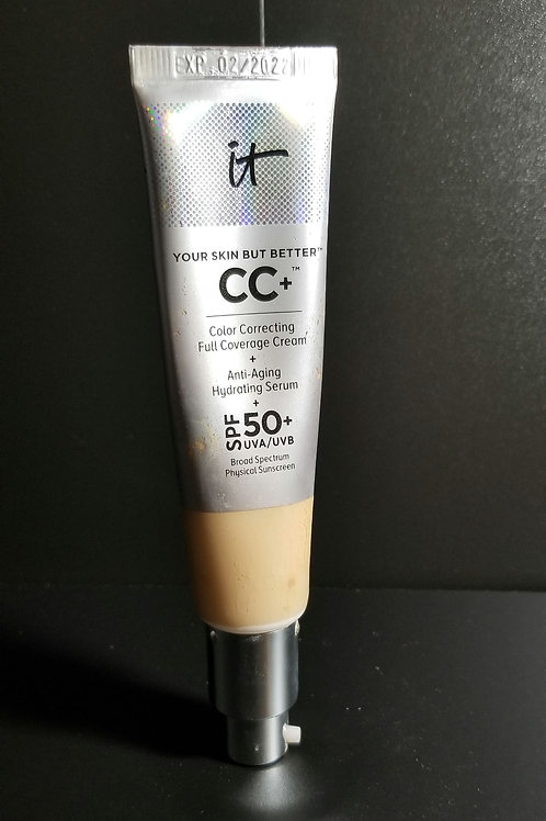 IT Cosmetics CC cream Foundation