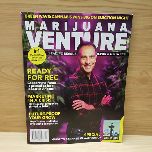 Marijuana Adventure Magazine