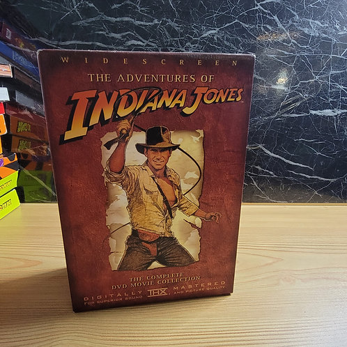 Indiana Jones DVD Set