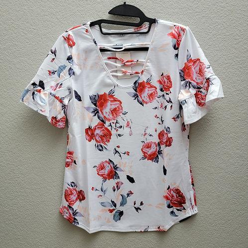 Flower Shirt, Medium