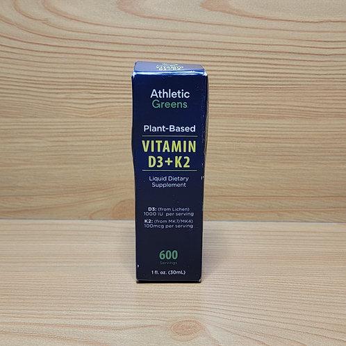Vitamin D3 + K2 Drops