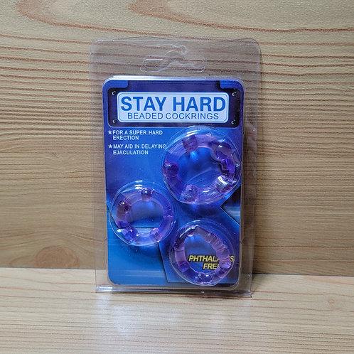 Purple Stay Hard