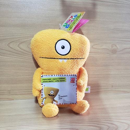 Yellow Ugly Doll Plush