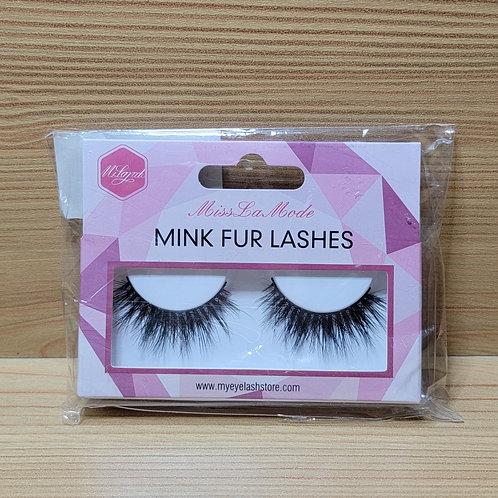 Mink Fur Lashes