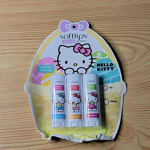 Hello Kitty Chap Sticks