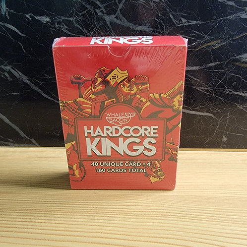 Hard-core Kings Game