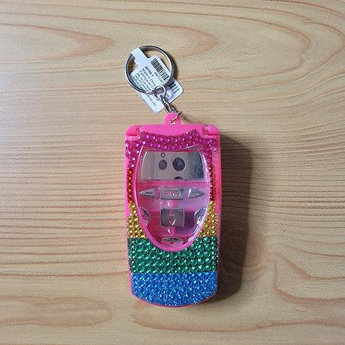 Cute Lipgloss Keychain