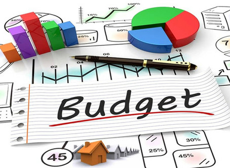 Budgeting - Our Hot Tips