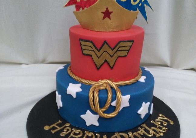 Wonder Woman 2 tier.