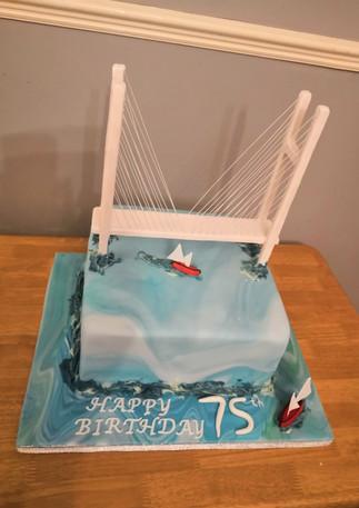 Severn Bridge Birthday