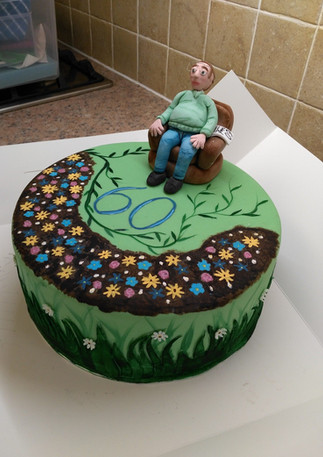 60th Garden Birthday